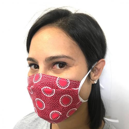Printed Cotton Masks